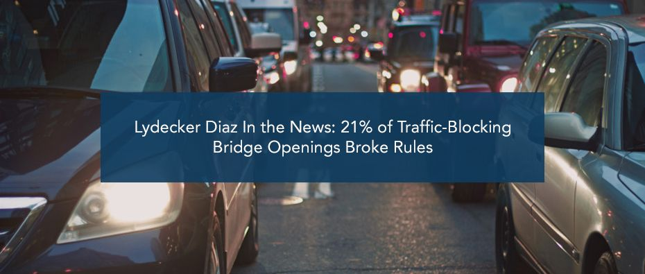 Picture of photo cover of article= Traffic