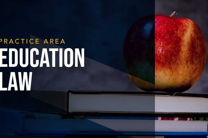 LYDECKER - EDUCATION LAW