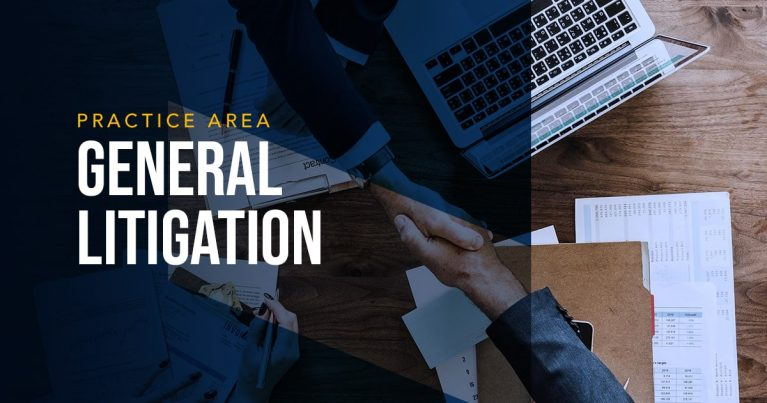 LYDECKER - GENERAL LITIGATION