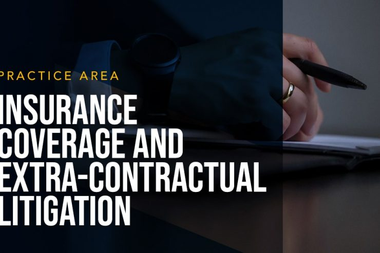 LYDECKER - Insurance Coverage and Extra-Contractual Litigation
