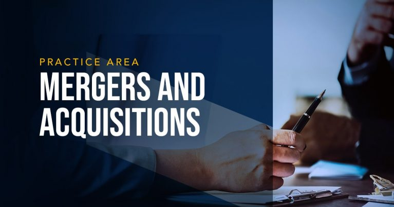 LYDECKER - MERGERS AND ACQUISITIONS