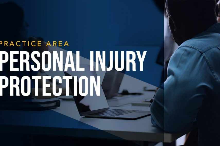 LYDECKER - PERSONAL INJURY PROTECTION