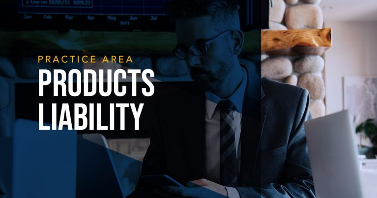 LYDECKER - PRODUCTS LIABILITY